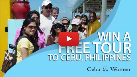Win a FREE Tour to Cebu, Philippines!
