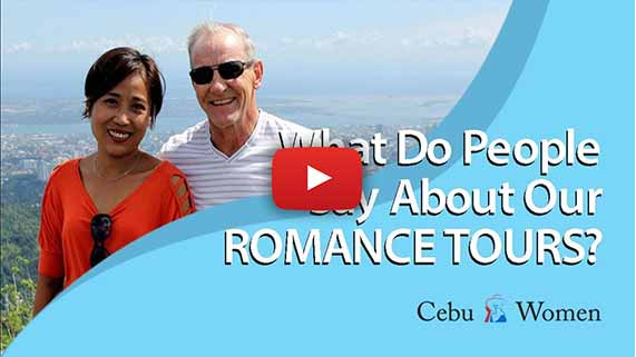 Cebu Women | What Do People Say About Our Romance Tours?