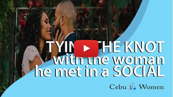 Cebu Women | Tying the knot with my woman from Cebu