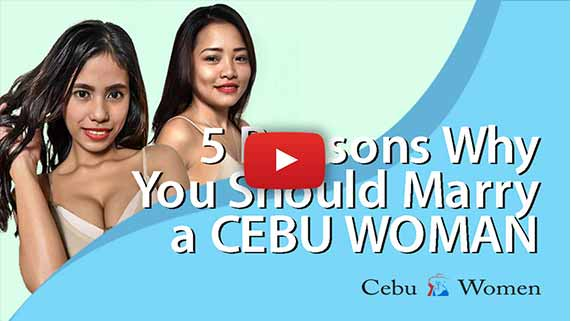 Cebu Women | 5 Reasons Why You Should Marry a Cebu Woman