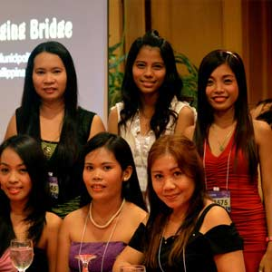 single Philippine ladies
