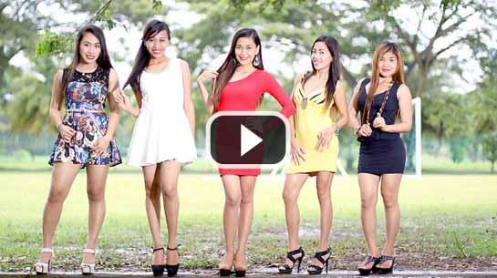 philippine beautiful girls